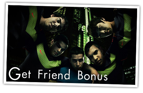 Get Friend Bonus